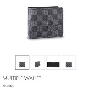 LV men's wallet
